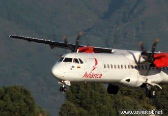 Avianca comienza a operar ATR-72 en Centroamérica | Aviacol.net El Portal de la Aviación en Colombia y el Mundo