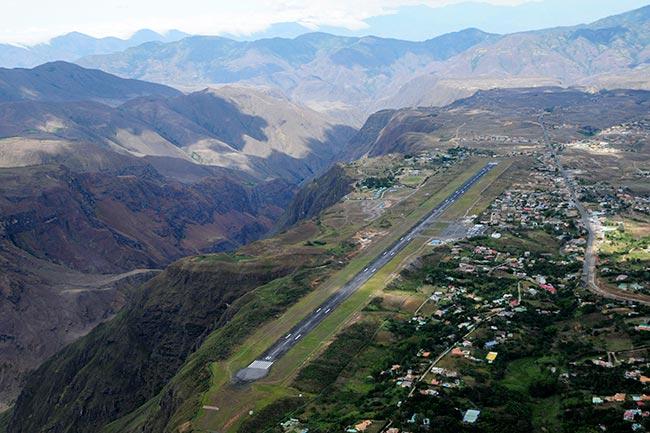 Pasto - Antonio Nariño (PSO/SKPS) | Aviacol.net El Portal de la Aviación en Colombia y el Mundo