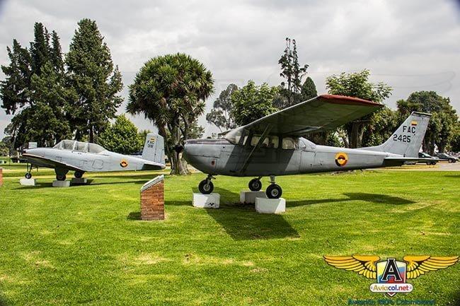El Museo Aeroespacial Colombiano | Aviacol.net El Portal de la Aviación en Colombia y el Mundo