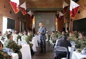 Aviación del Ejército de Colombia realiza Seminario de Instructores   Aviacol.net El Portal de la Aviación en Colombia y el Mundo