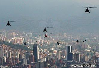 19 años de la Aviación del Ejército Nacional de Colombia | Aviacol.net El Portal de la Aviación en Colombia y el Mundo