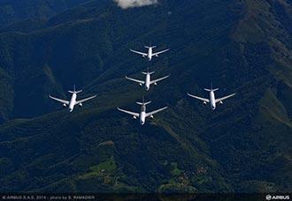 El Airbus A350-900 recibe la certificación tipo EASA   Aviacol.net El Portal de la Aviación en Colombia y el Mundo
