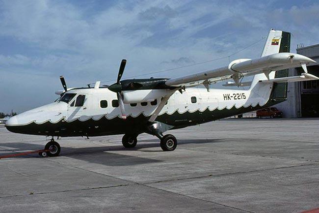 El de Havilland Canada DHC-6 Twin Otter en Colombia   Aviacol.net El Portal de la Aviación en Colombia y el Mundo