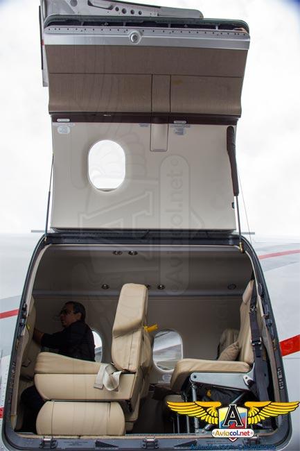 Con el Pilatus PC-12 en Colombia | Aviacol.net El Portal de la Aviación en Colombia y el Mundo
