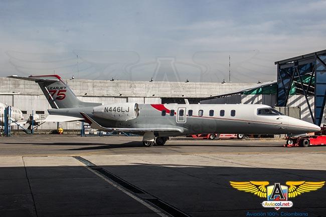 Bombardier sigue dando pasos en Colombia | Aviacoln.net El Portal de la Aviación en Colombia y el Mundo