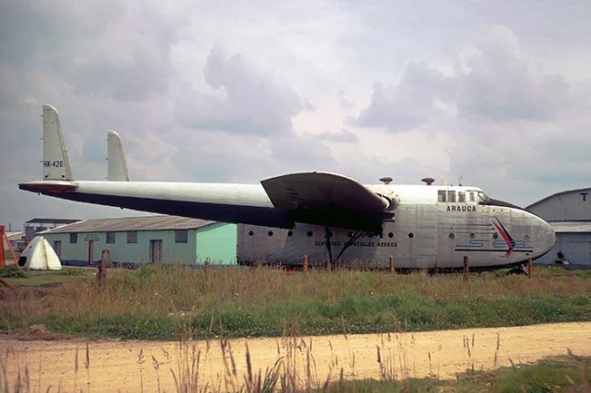 El Fairchild C-82A Packet en Colombia | Aviacol.net El Portal de la Aviación en Colombia y el Mundo