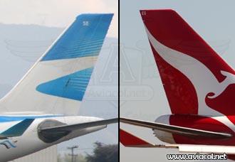 Aerolíneas Argentinas y Qantas catalogadas como una de las más consolidadas del mundo   Aviacol.net El Portal de la Aviación en Colombia y el Mundo