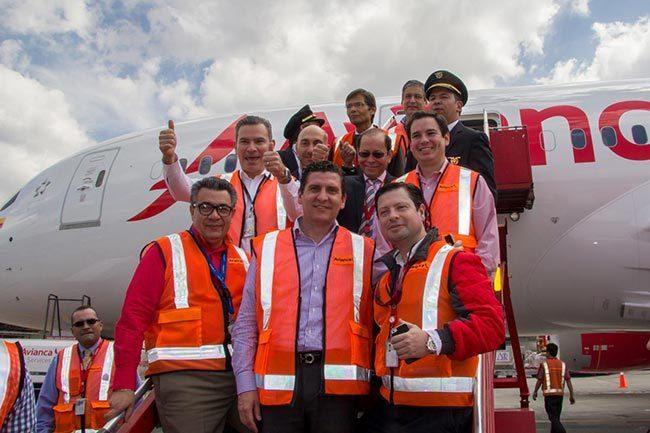 Avianca comienza el año con sus 787 | Aviacol.net El Portal de la Aviación en Colombia y el Mundo
