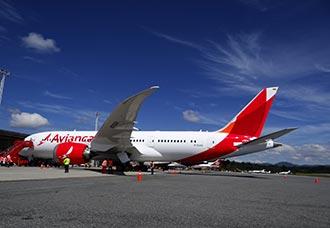 Primer vuelo con pasajeros del Boeing 787 de Avianca | Aviacol.net El Portal de la Aviación en Colombia y el Mundo