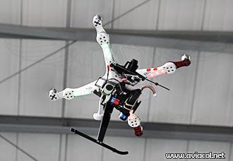 Operar drones aéreos requerirá licencia | Aviacol.net El Portal de la Aviación en Colombia y el Mundo