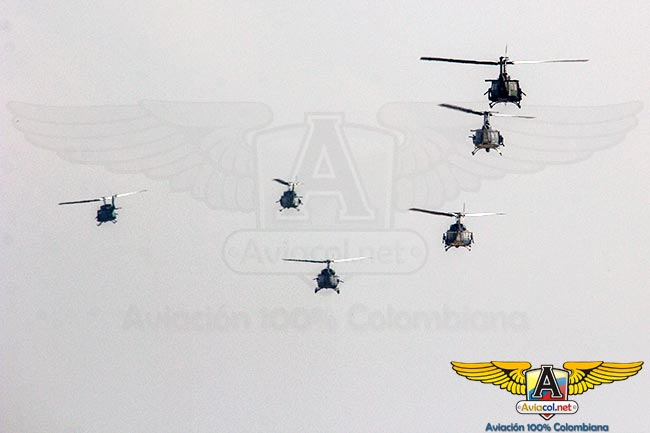 Concluye Alas Púrpura 2015 | Aviacol.net El Portal de la Aviación