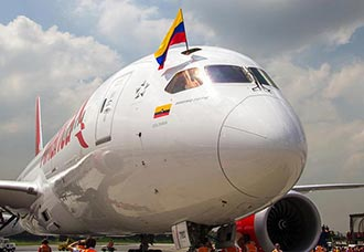 Lo que disfrutan los pasajeros del 787 de Avianca   Aviacol.net El Portal de la Aviación