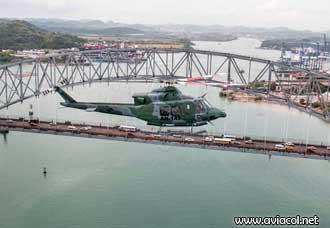 Bell 412EP del SENAN Modernizando la flota que protege la conexión del mundo | Aviacol.net El Portal de la Aviación