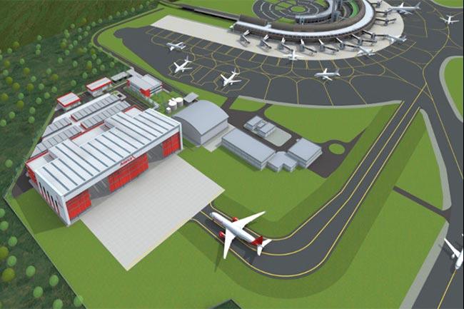 Avianca comienza a construir Centro Aeronáutico en Rionegro, Antioquia | Aviacol.net El Portal de la Aviación en Colombia y el Mundo