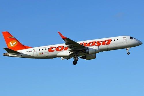 Aerolínea Venezolana Conviasa amplía su flota de aviones | Aviacol.net El Portal de la Aviación