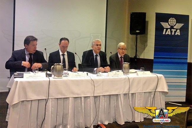 IATA ofrece balance sobre la aviación mundial   Aviacol.net El Portal de la Aviación