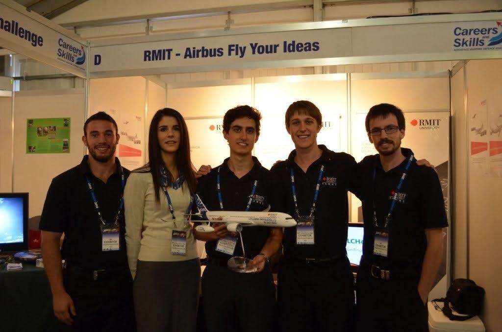 Airbus escoge a 100 equipos que pasan a la segunda fase del concurso mundial de estudiantes Fly Your Ideas / Aviacol.net El Portal de la Aviación