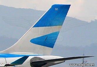 Aerolíneas Argentinas recibe el primero de los cuatro A330-200