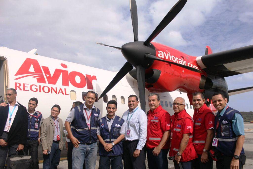 Nace Avior Regional: aerolínea destinada a satisfacer el mercado interno venezolano e internacional a corto plazo / Aviacol.net El Portal de la Aviación