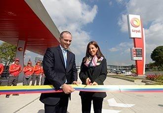 Terpel inaugura estación de servicio en el Aeropuerto Internacional El Dorado   Aviacol.net El Portal de la Aviación