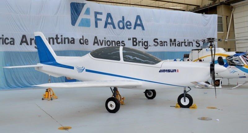 El IA-73 el proyecto de avión de la UNASUR   Aviacol.net El Portal de la Aviación