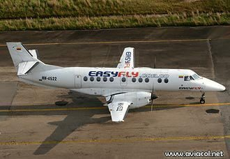 EasyFly ampliará su flota con 25 aviones más dentro de 5 años | Aviacol.net El Portal de la Aviación