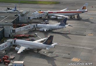 Aerocivil autoriza más frecuencias aéreas nacionales e internacionales | Aviacol.net El Portal de la Aviación
