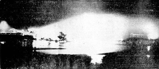 El relato del accidente del Super Constellation HK-177 de Avianca | Aviacol.net El Portal de la Aviación