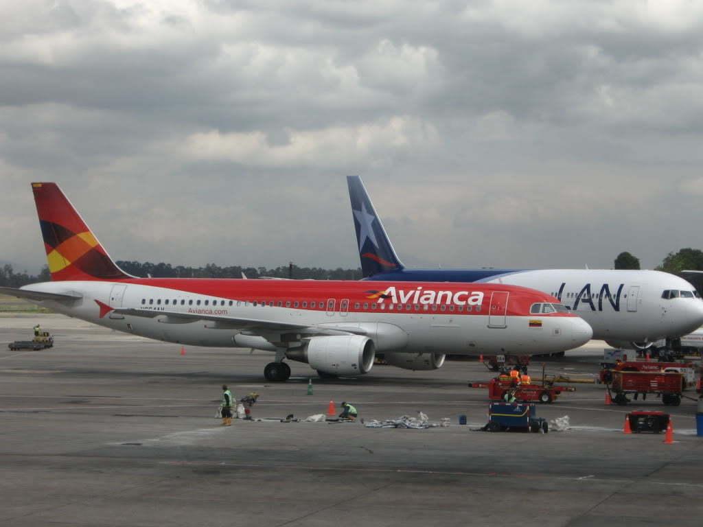 Aerolíneas: Avianca, LAN y VivaColombia presentan su estrategia de mercado   Aviacol.net El Portal de la Aviación