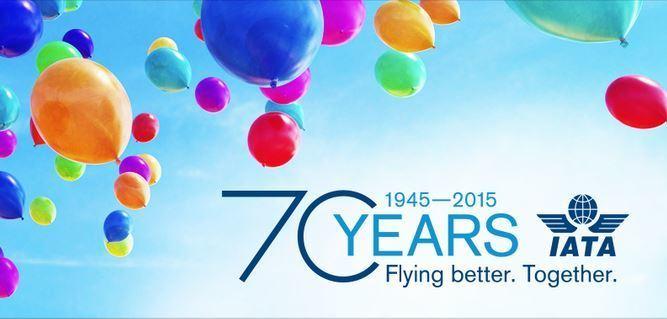 IATA conmemora 70 años trabajando en la evolución de la Industria Aérea Internacional | Aviacol.net El Portal de la Aviación