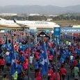 Realizan carrera 10k sobre la pista de un aeropuerto en Panamá | Aviacol.net El Portal de la Aviación