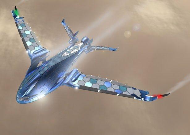AWWA-QG Progress Eagle, el avión ecológico más lujoso del futuro | Aviacol.net El Portal de la Aviación