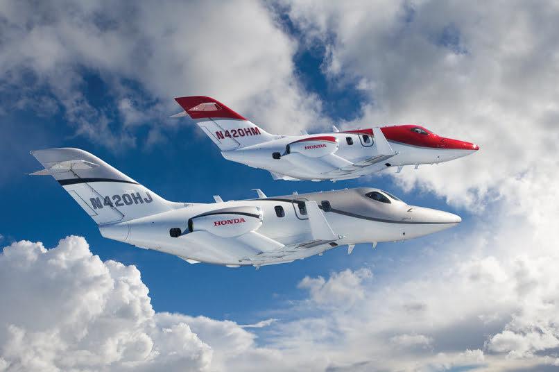 Comienza su gira mundial el primer avión creado por Honda | Aviacol.net El Portal de la Aviación