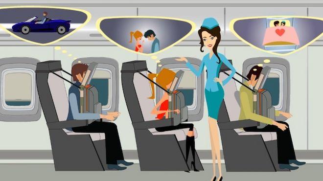 Boeing busca innovar con sistema de sueño vertical | Aviacol.net El Portal de la Aviación