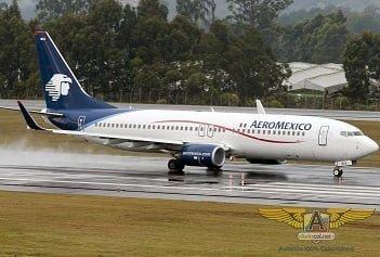 Aeroméxico anuncia vuelo diario desde Ciudad de México a Vancouver | Aviacol.net El Portal de la Aviación
