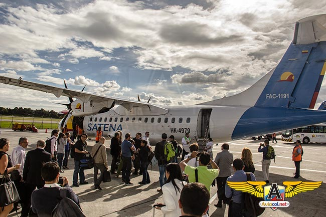 Satena ya opera en Armenia | Aviacol.net El Portal de la Aviación