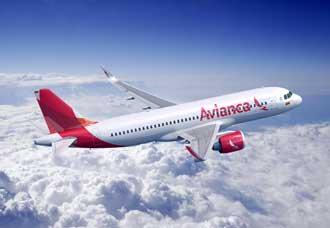 Adelantan entrega de los 100 Airbus A320neo de Avianca | Aviacol.net El Portal de la Aviación