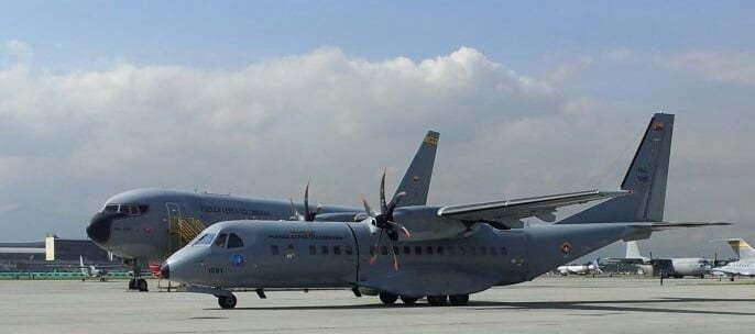 Fuerza Aérea Colombiana representará al país en Green Flag   Aviacol.net El Portal de la Aviación