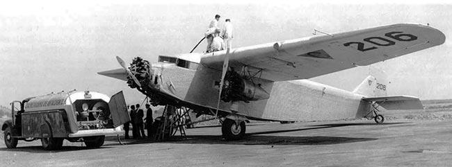 Repaso de la historia del Ford Trimotor en Colombia | Aviacol.net El Portal de la Aviación