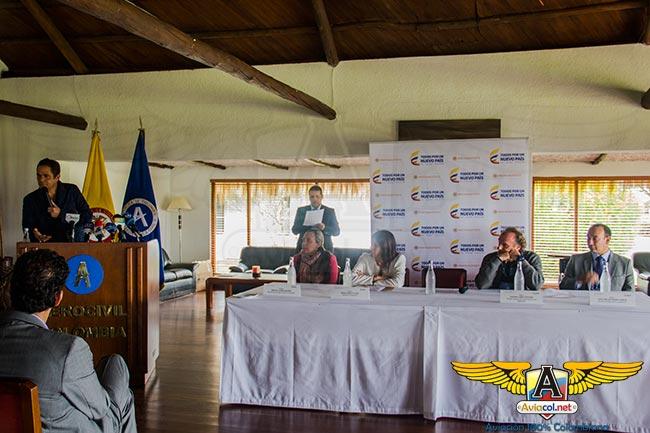 Se firma contrato para mejoras en aeropuertos de Guaymaral y Sogamoso | Aviacol.net El Portal de la Aviación