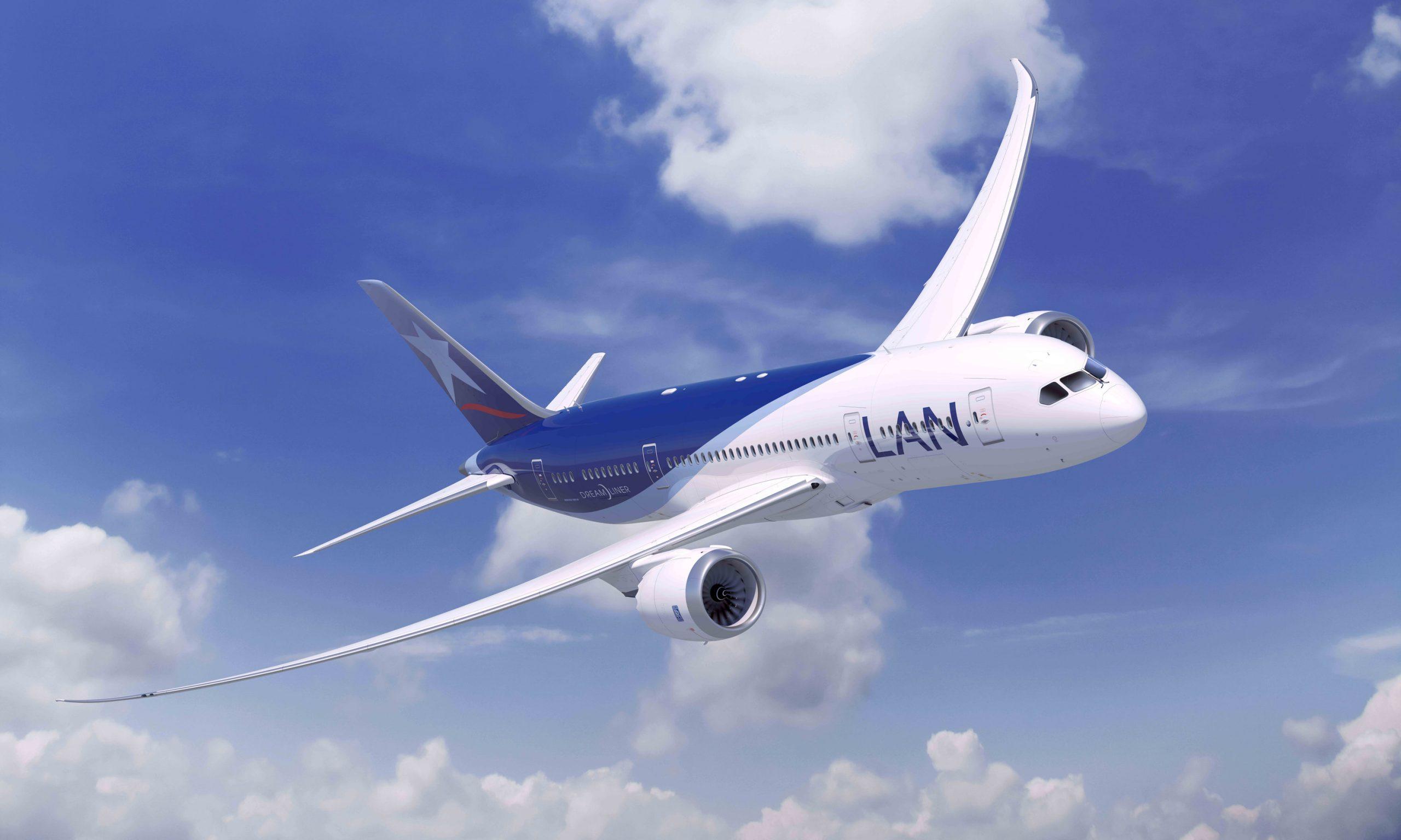 LAN 787-8