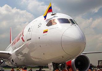 Avianca inauguró ruta directa Bogotá-Los Ángeles-Bogotá | Aviacol.net El Portal de la Aviación