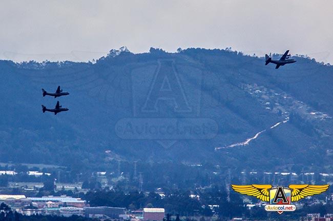 Desfile aéreo del 20 de julio de 2015 en Bogotá | Aviacol.net El Portal de la Aviación