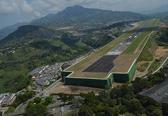 Obras de mejora del aeropuerto de Pereira | Aviacol.net El Portal de la Aviación
