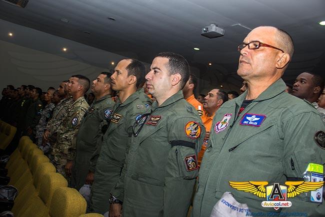 Inauguración de Ángel de los Andes 2015