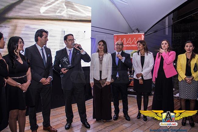 Colaboradores de American Airlines en Colombia