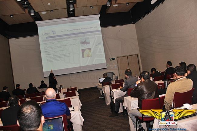 Reunión de la AEA en Colombia 2015