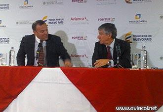 Enrique Stellabatti y Fabio Villegas