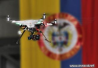 Aerocivil determina normas para operación de drones en Colombia