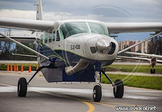 Ejército de Colombia incorpora Cessna Grand Caravan EX